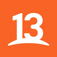 "Entrevista para canal 13 en ""Aquí Somos Todos"""